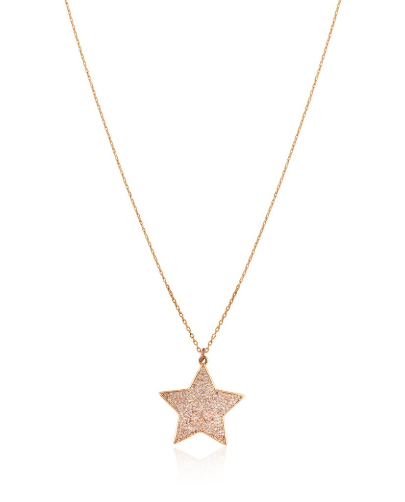 Gold Starlight Pendant