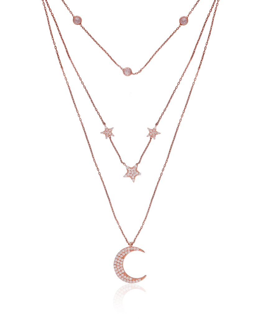 Scenic Sky Layered Necklace