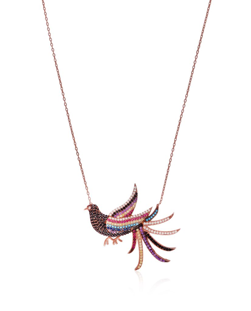 Bright As A Bird Necklace