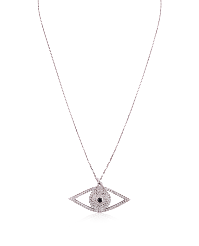 The Silver Eye Pendant