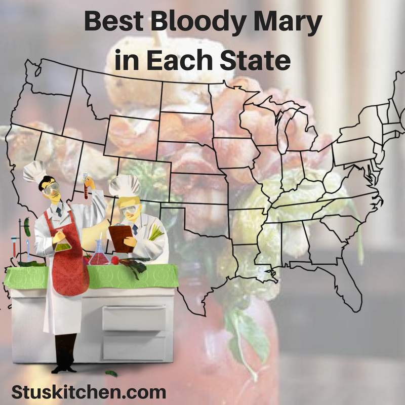 The Best Bloody Mary In Each State