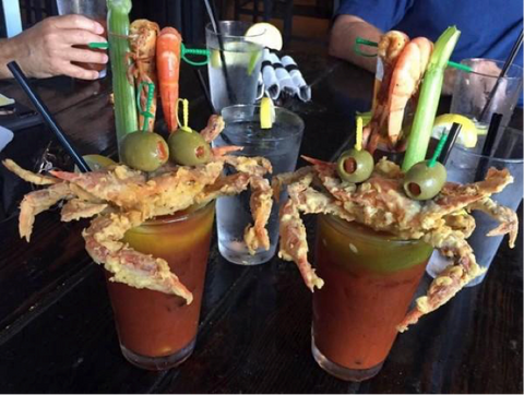 Ultimate List Of Bloody Mary Garnishes Plus 23 Insane