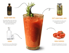 STU'S CLASSIC BLOODY MARY MIX