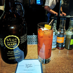 Bloody Mary Mix - CLASSIC BLOODY MARY MIX GROWLER
