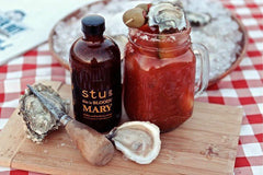Bloody Mary Mix - STU'S CLASSIC BLOODY MARY MIX