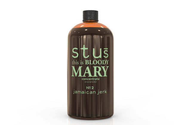Jamaican Jerk Bloody Mary seasoning