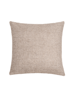 Angled Diamond Pillow Cover - Ivory
