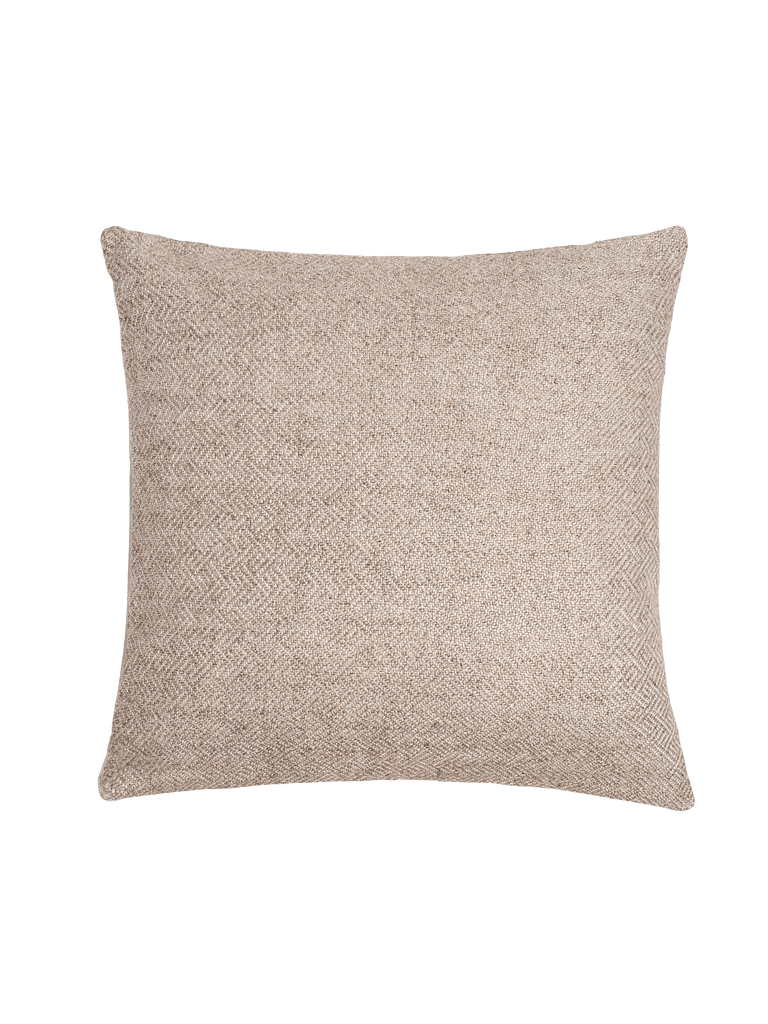 Angled Diamond Pillow Cover - Ivory - color option