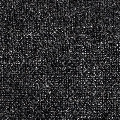 Basketweave Pillow Cover - Charcoal - color option