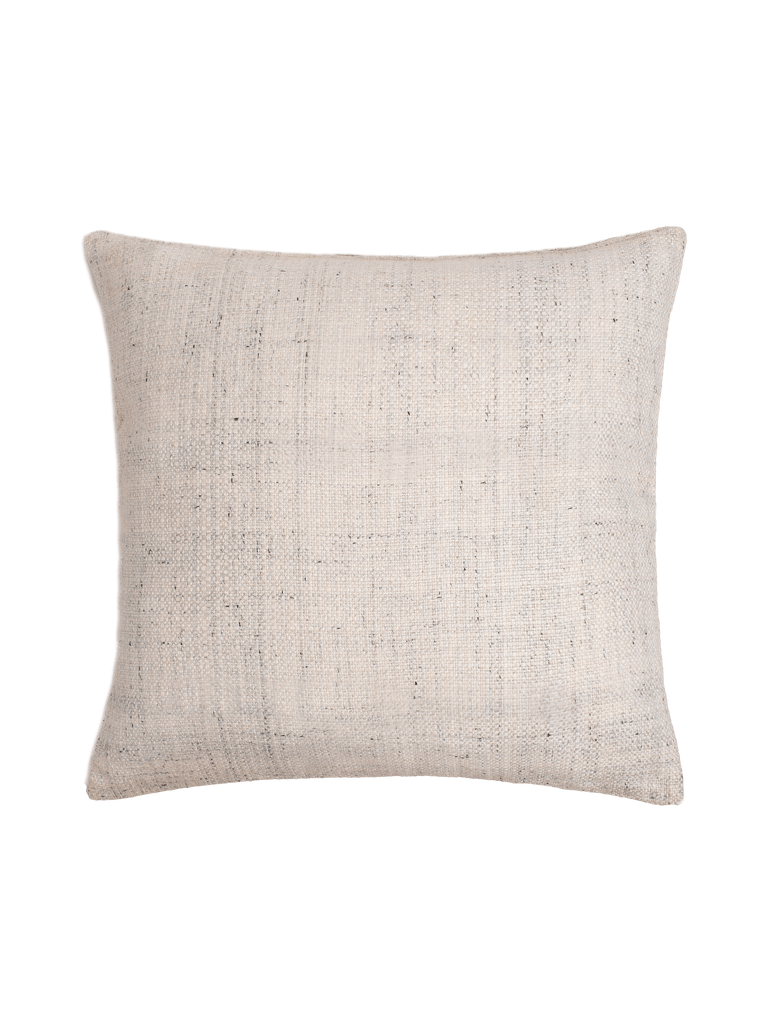 Basketweave Pillow Cover - Ivory - color option