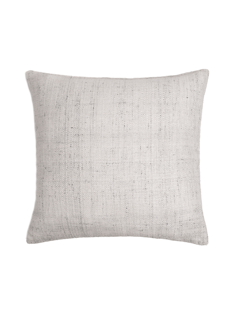 Basketweave Pillow Cover - White - color option