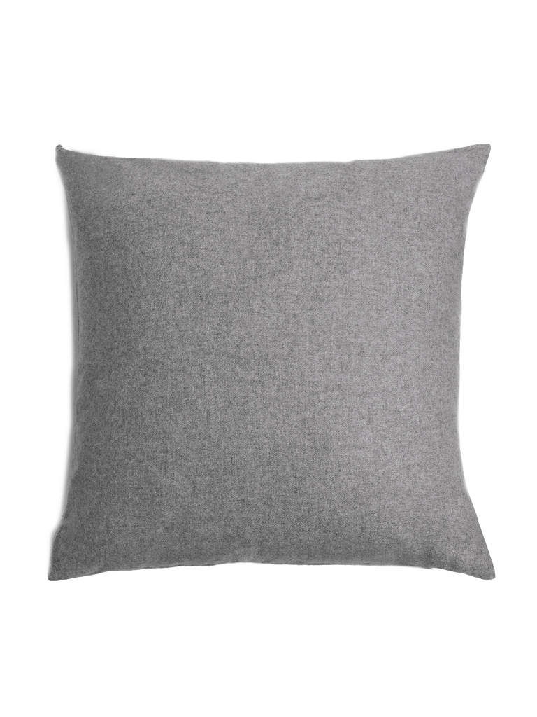 Cashmere Pillow Cover - Grey - color option
