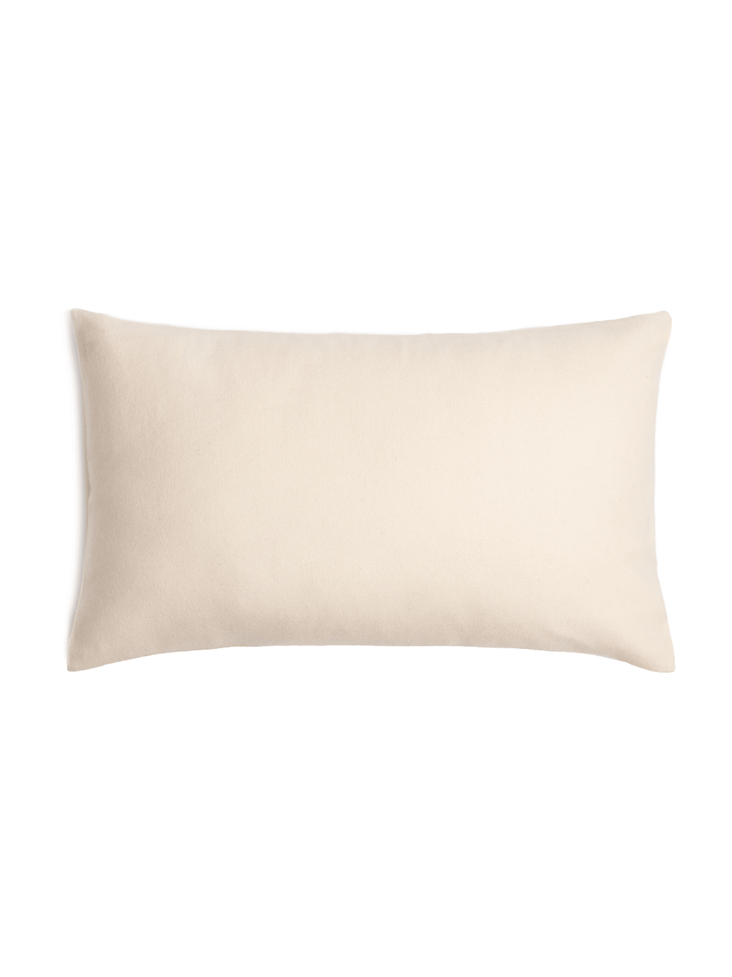Cashmere Pillow Cover - Ivory