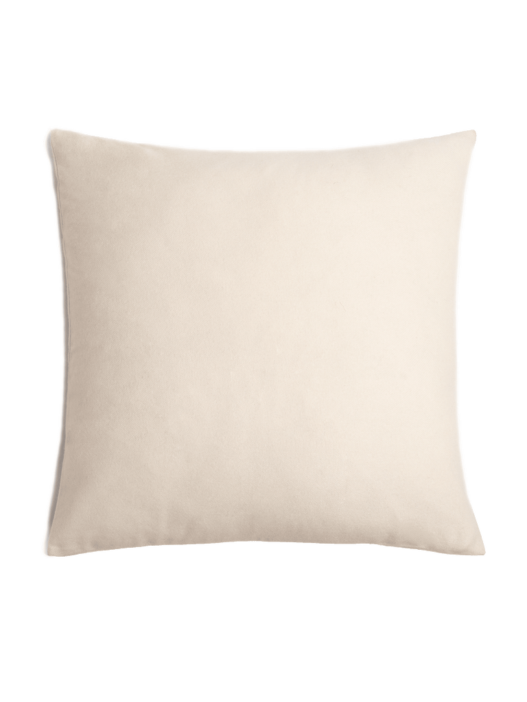 Cashmere Pillow Cover - Ivory - color option