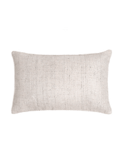 Chevron Pillow Cover - Ivory