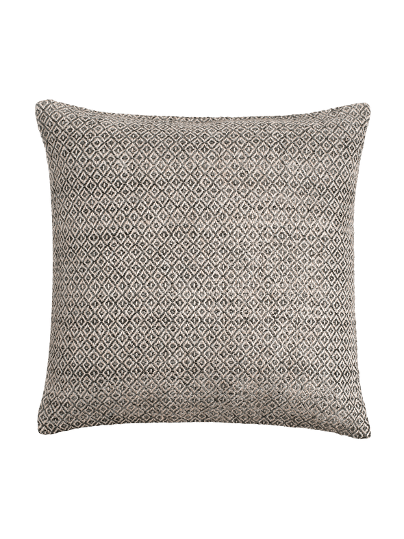 Double Diamond Pillow Cover - Graphite