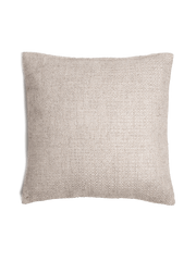 Double Diamond Pillow Cover - Ivory