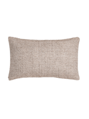 Double Diamond Pillow Cover - Sand