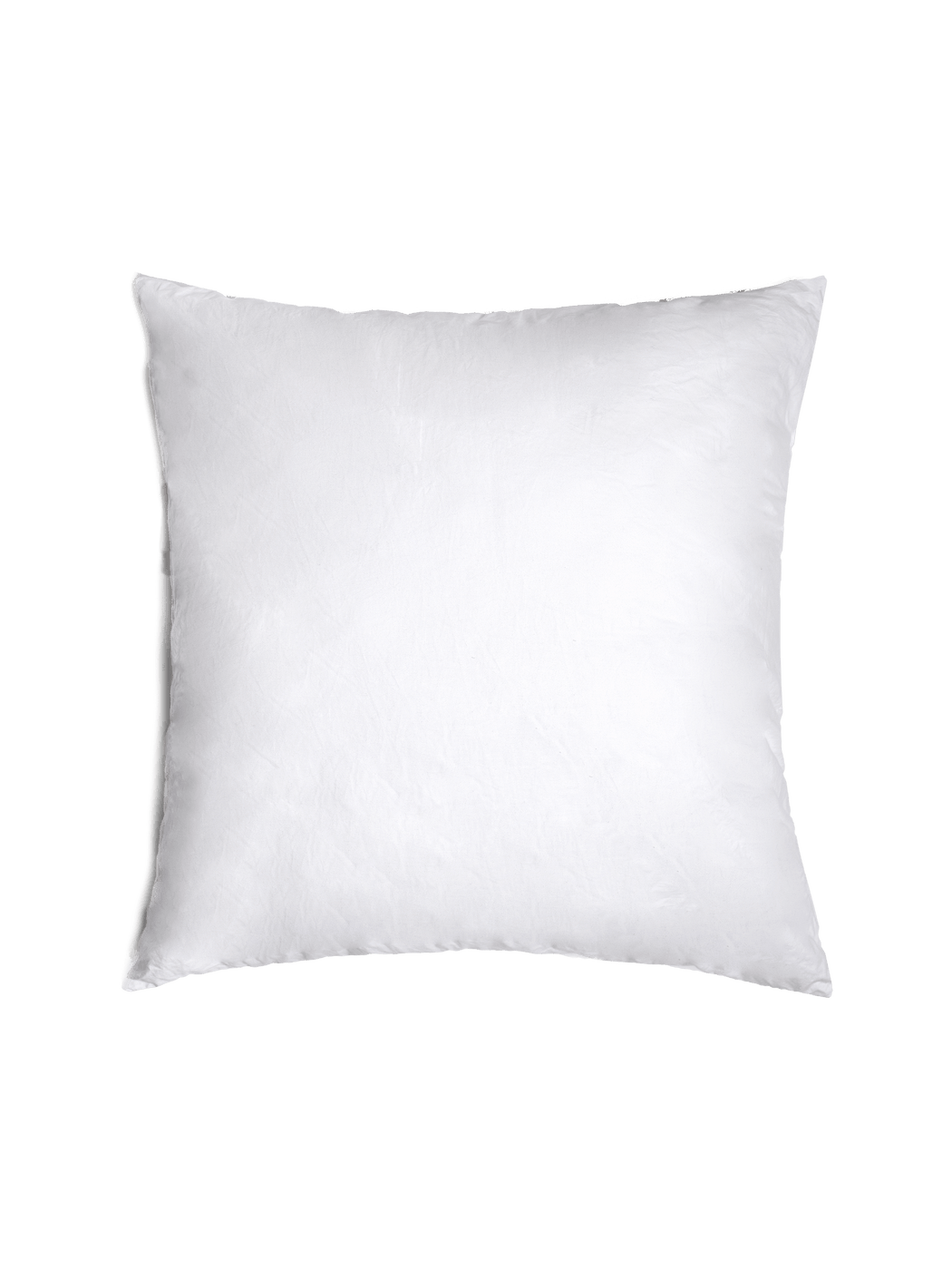 Down Pillow Insert - White