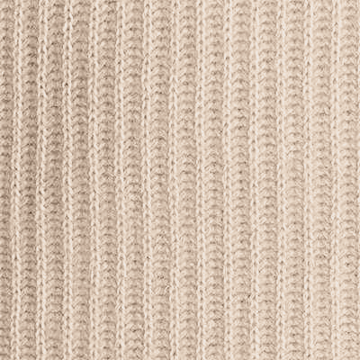 Ribbed Cashmere Throw - Sand - color option