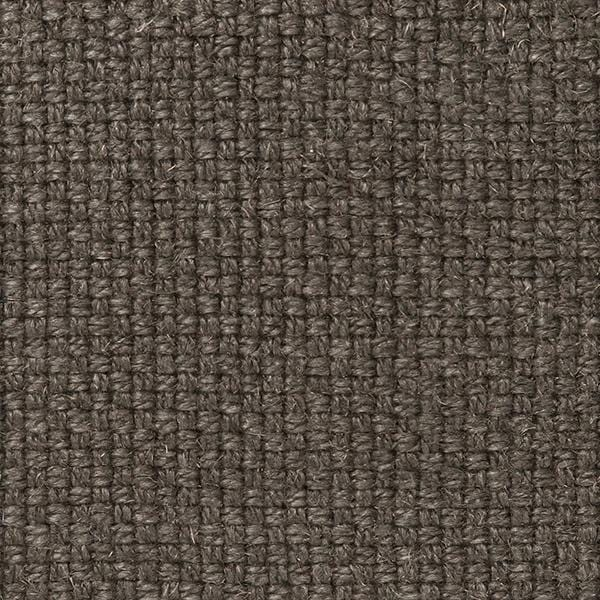 Basketweave Linen | Chocolate