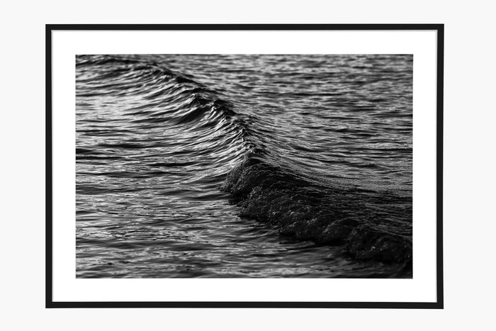 El Mar - Black and White