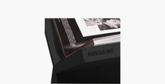 Allure Bookstand - Dark Oak
