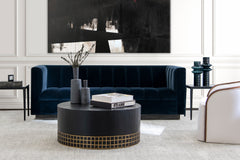 Crawford Round Coffee Table - thumbnail 4