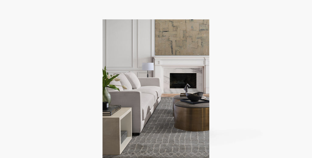 Ember Parchment Side Table - thumbnail 4