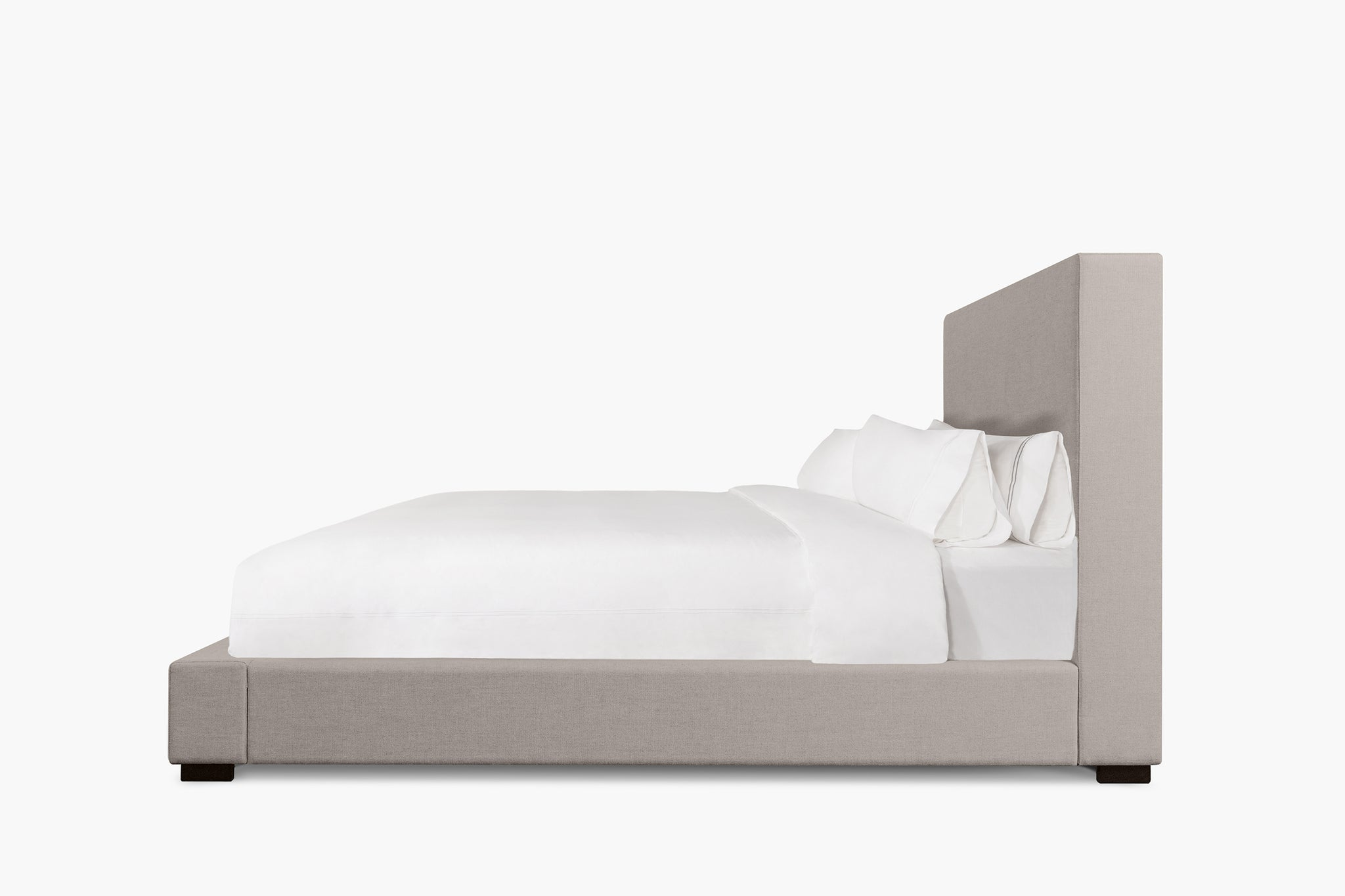 Loma Platform Bed - Extended Headboard Height - thumbnail 3