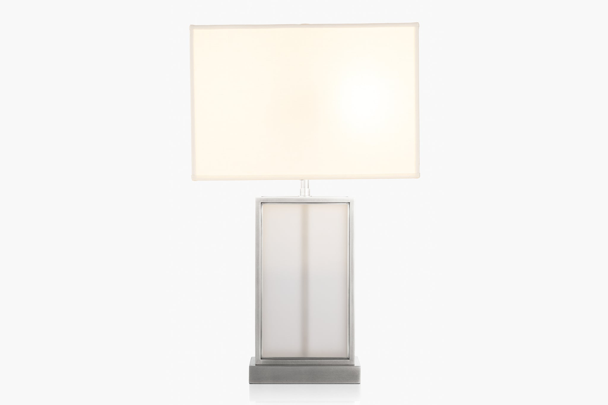 Ivar Frosted Glass Table Lamp - thumbnail 1