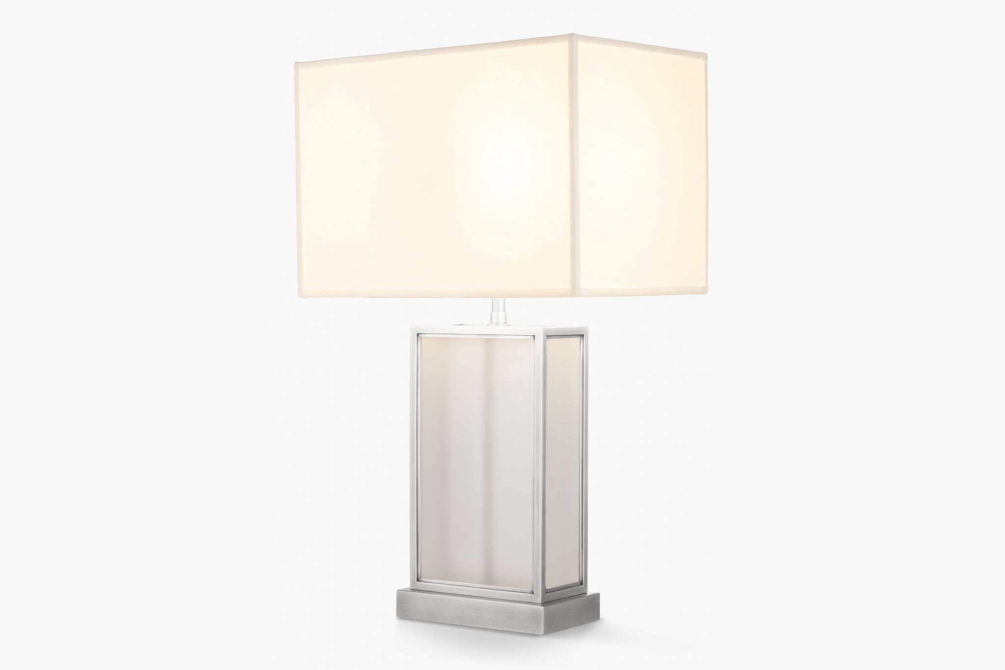 Ivar Frosted Glass Table Lamp - thumbnail 2