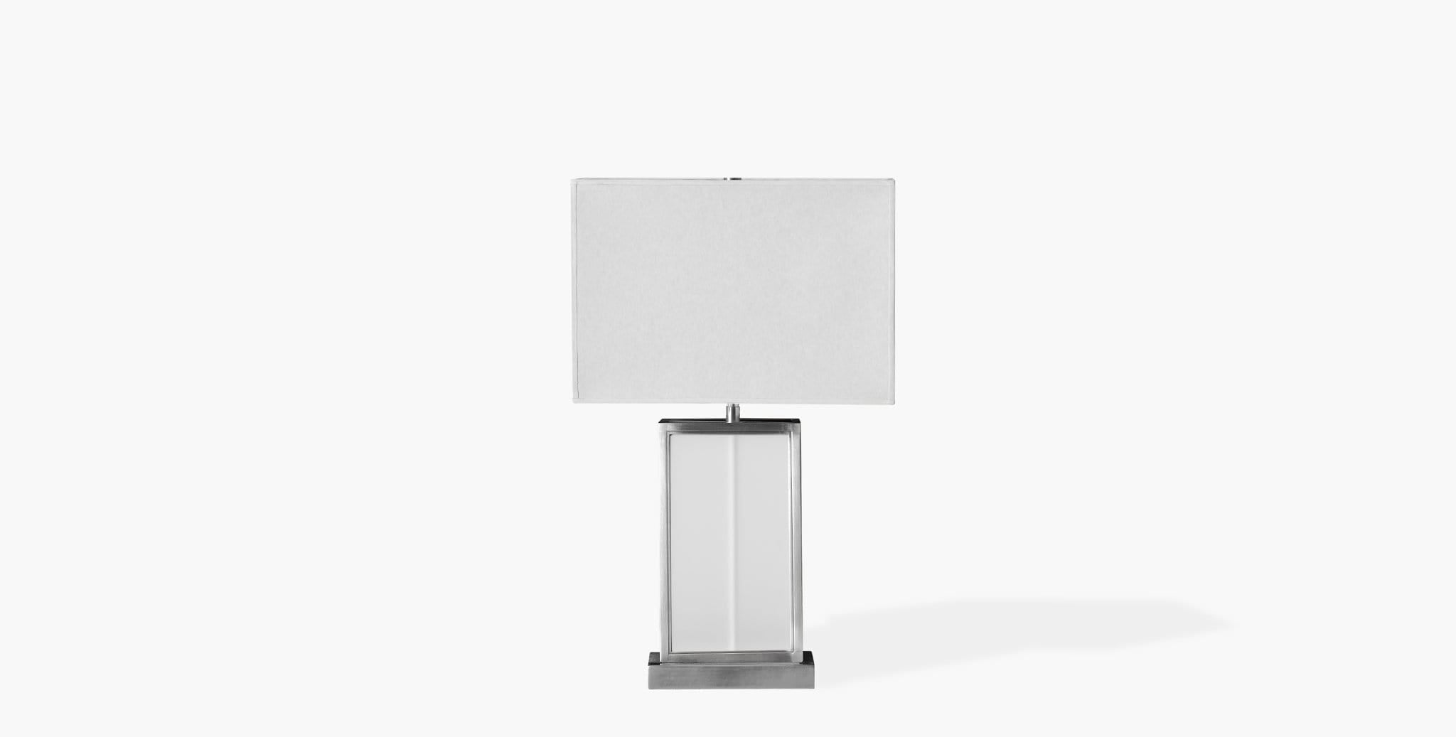 Ivar Frosted Glass Table Lamp - thumbnail 3
