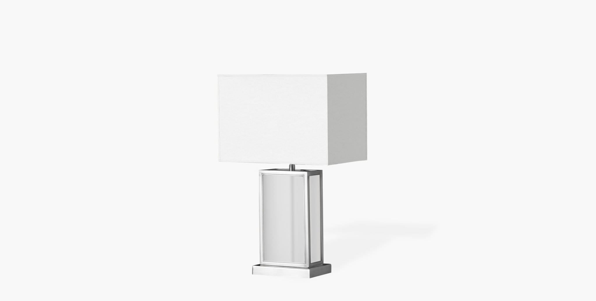 Ivar Frosted Glass Table Lamp - thumbnail 4