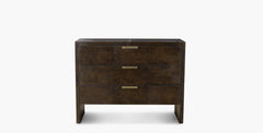 Finley Leather Nightstand