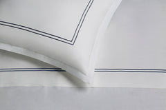 Luxury Percale Double Stitch Bedding