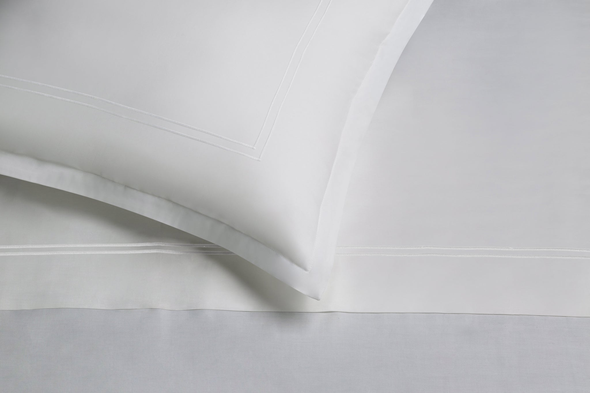 Luxury Percale Double Stitch Bedding - thumbnail 2