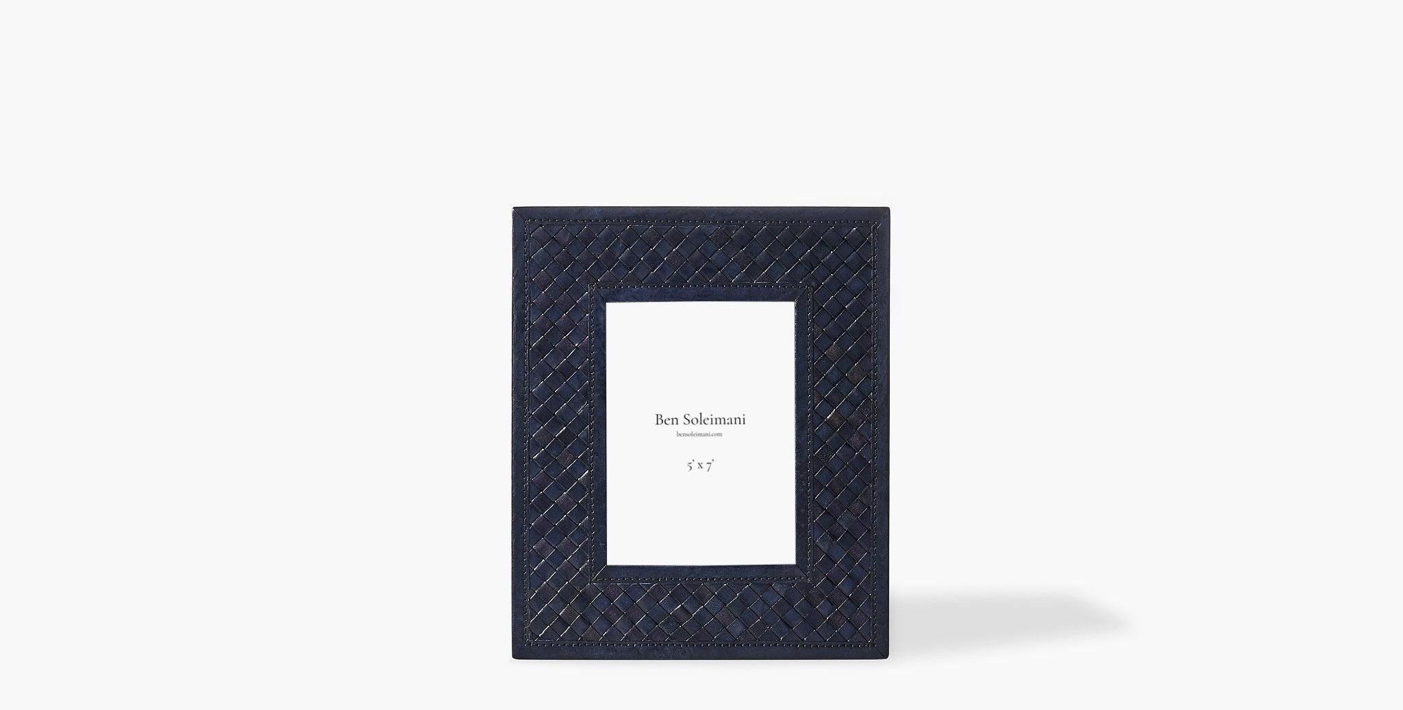 Clarion Woven Picture Frame - thumbnail 1