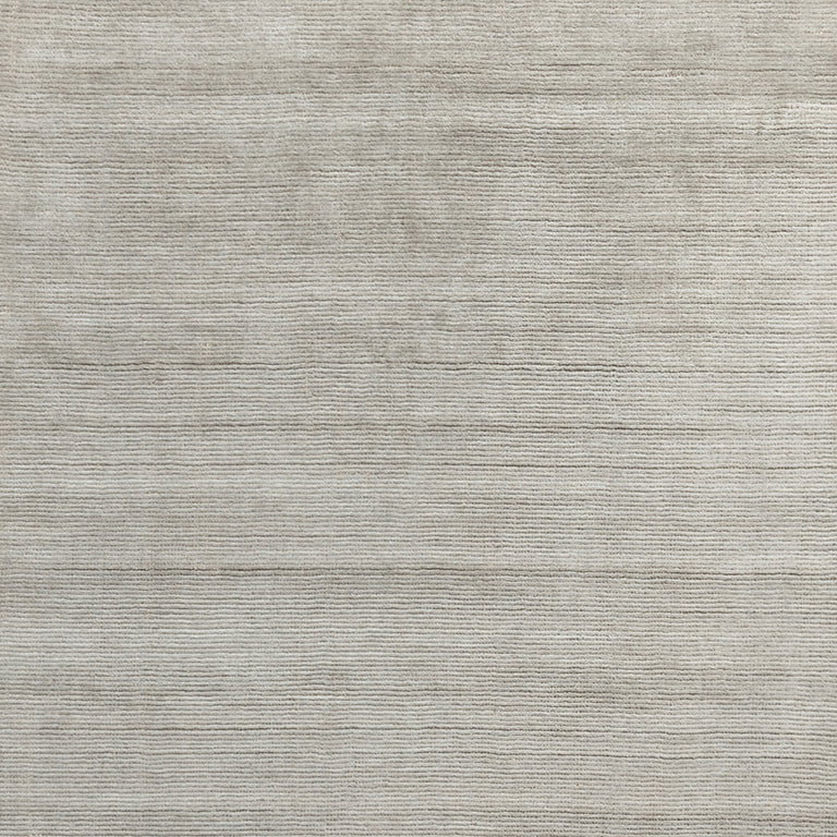 Distressed Wool Rug – Platinum - color option