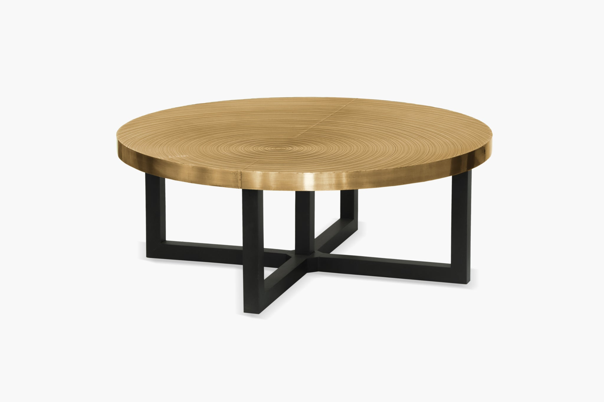 Demeter Round Coffee Table - thumbnail 2