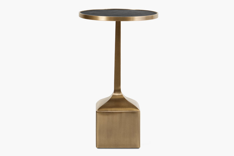 Piccolo Side Table with Square Base