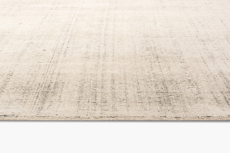 Distressed Wool Rug – Sand - color option