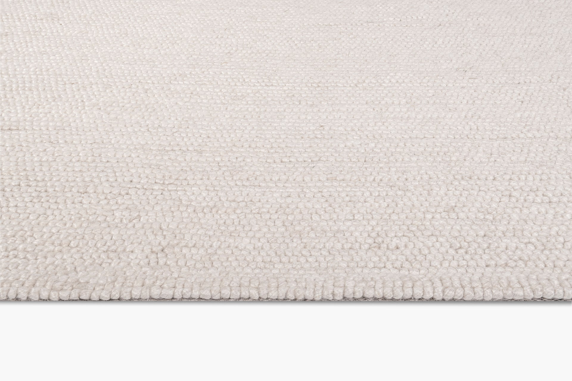 Shaded Loop Rug – Cream