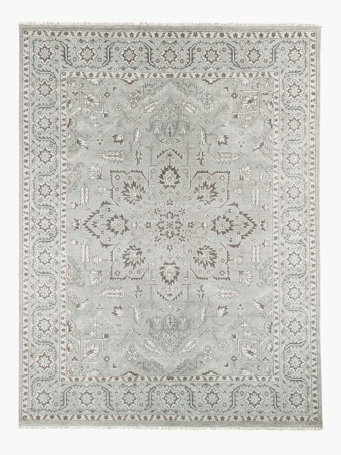 Katya Rug – Grey / Light Grey