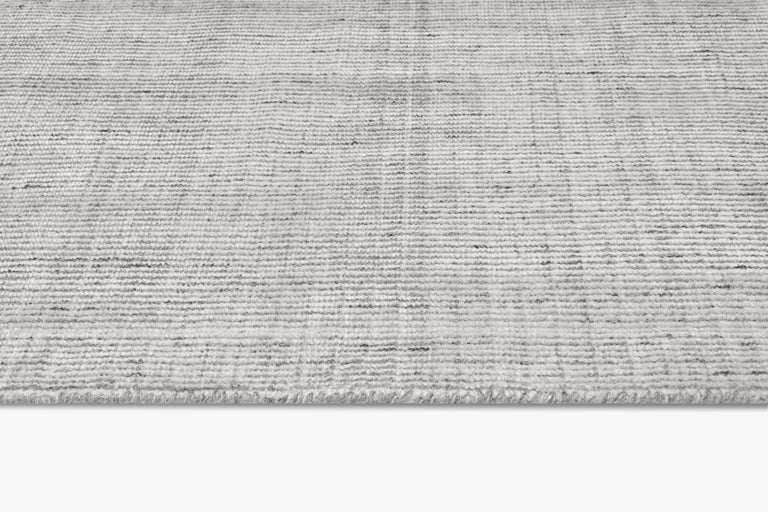 Gala Rug – White / Silver - color option
