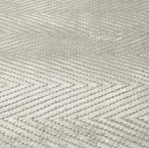 Shevra Rug – Silver - color option