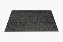 Alia Rug – Black / Grey