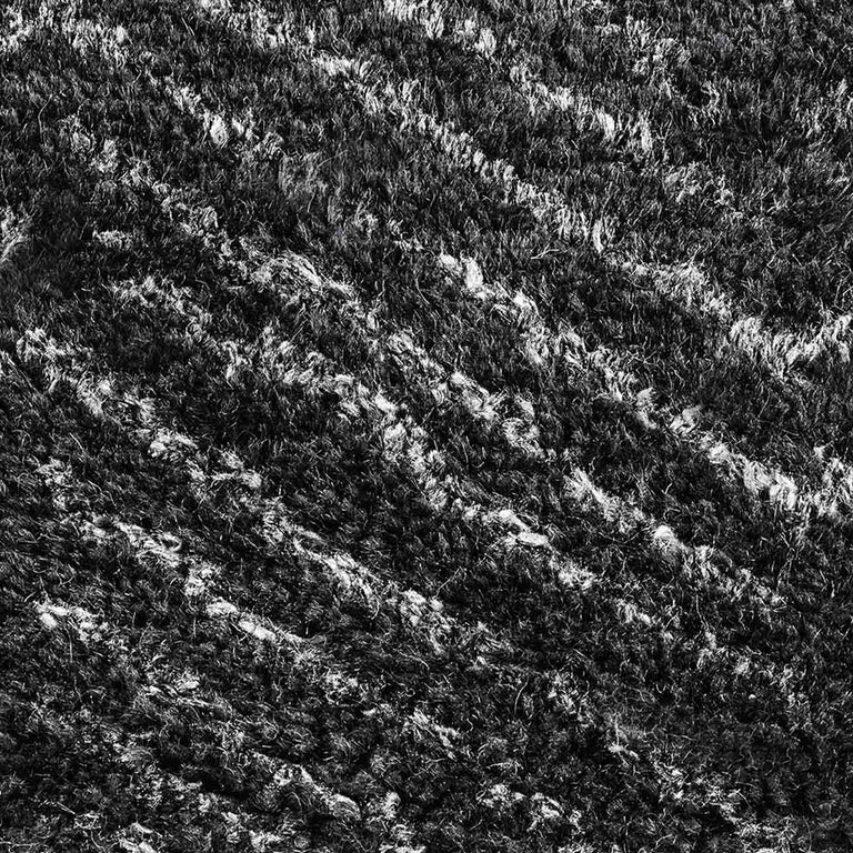 Alia Rug – Black / Grey - color option