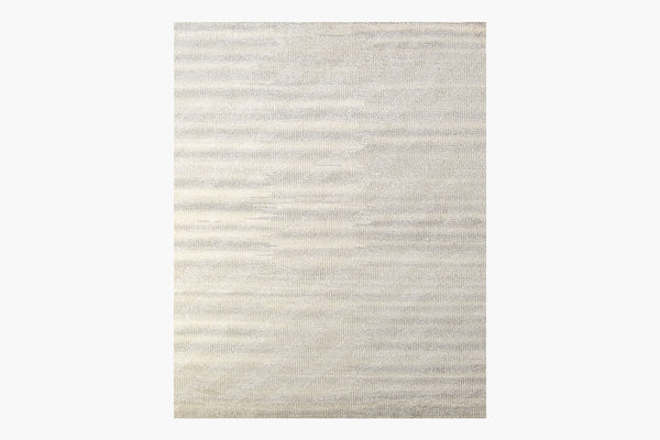 Contemporary Geometric Tibetan 9x12 Area Rug Vello Sand Product Image