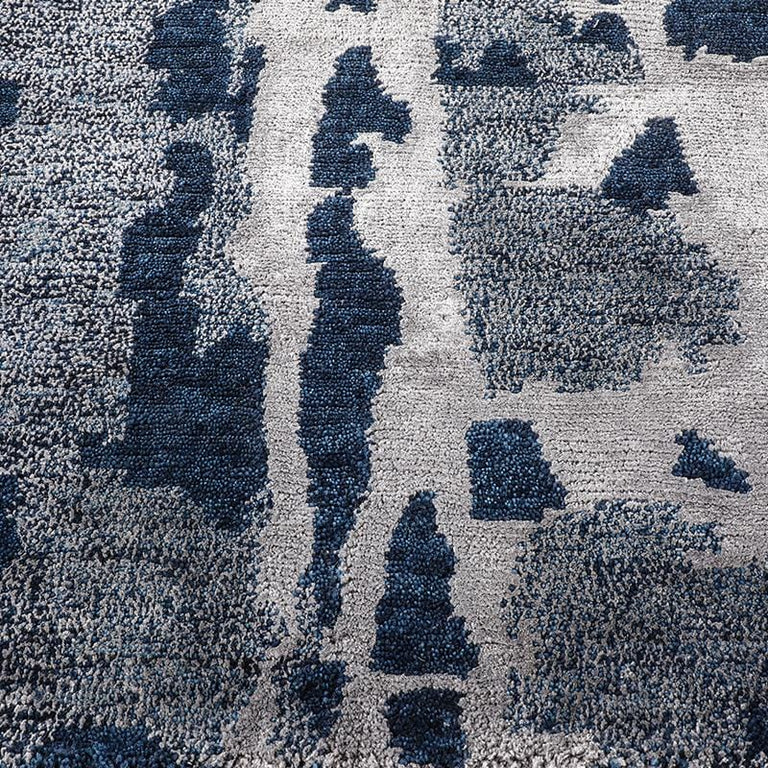 Reve Rug – Navy - color option